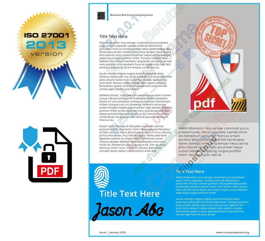 pdf certification